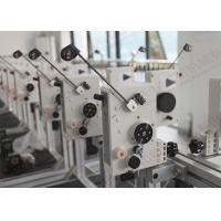 China High speed Auto Coil Winding Machine Parts With Polished ceramic eyelets , QH-MTCS on sale