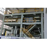 Buy cheap PP Spunbond Non Woven Fabric Making Machine from wholesalers