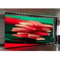 Buy cheap Customized P6 Indoor Led Screen , Aluminum Structure Hd Led Panels For Stage from wholesalers