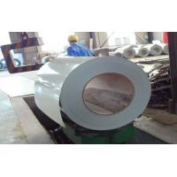 Buy cheap PE , PVDF Color Coated Steel Coil ALUZINC / Galvanized Steel Sheet 0.2 - 1.2mm from wholesalers