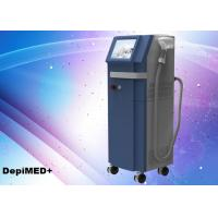 Wholesale Painless Diode Hair Removal Laser Beauty Equipment 100J/cm Energy Density from china suppliers