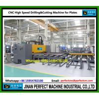 Buy cheap CNC High-speed Drilling & Cutting Machine for Plates (Model PDC25) from wholesalers