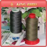 Buy cheap Mercerized Nylon 66 Leather Stitching Threads High Tenacity Yarn from wholesalers