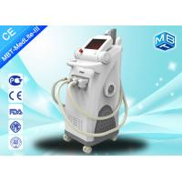 Buy cheap Best 3 Handpieces IPL RF E - light SHR OPT Q Switched Nd Yag Laser Tattoo Removal Machine from wholesalers