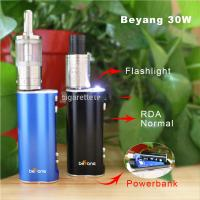 new Beyang 30w box mod under $30 box mod with flash light Manufactures