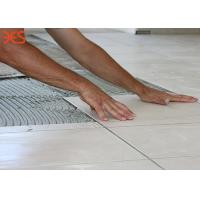 Buy cheap Outdoor Porcelain Tile Adhesive , Heat Proof Flexible Cement Based Tile Adhesive from wholesalers