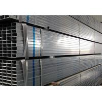 Buy cheap Hot Dipped Galvanized Steel Rectangular Pipes from wholesalers