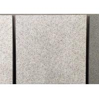 Buy cheap Natural Granite Pocerlain Tiles  Off White Tile Color  20mm Thickness from wholesalers