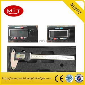 LCD Reading Carbide Tipped Measuring Face High Precision Digital Vernier Caliper