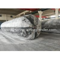Wholesale D1.8m x EL20m x 6 layers Caisson Lifting Inflatable Marine Rubber Airbags from china suppliers
