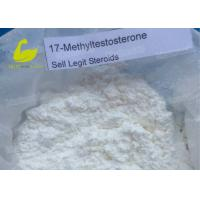 Wholesale Estrogen Steroids 17-methyltestosterone Raw Steroids Powder 17α-Methyltestosterone for Medicine from china suppliers