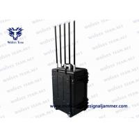 Buy cheap GPSL1 WIFI 2.4G 5.8G 868-916MHz Drone Jammer from wholesalers