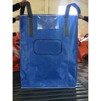 Buy cheap Blue Sift - Proofing  Big Bag FIBC PP Woven Circular Jumbo Bags With Square Bottom product