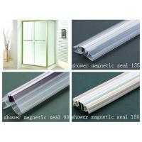 Buy cheap Shower door seal (with magnetic strip) from wholesalers