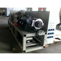 Buy cheap Waterproof Geomembrane Pvc Sheet Extruder 2440mm Product Width Aging Resistant from wholesalers