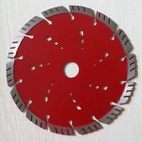 Buy cheap 5    7  9   Diamond Turbo Blade For Granite  Cooling Hole Included Hot Pressed from wholesalers