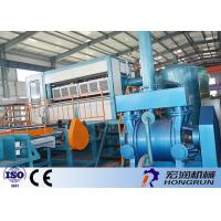Buy cheap Waste Paper Seedling Tray Manufacturing Machine , Egg Tray Plant Big Capacity from wholesalers