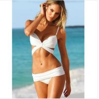 Crazy Beach Bikini Sexy Bandage Push Up Bandeau Swimwear Women Swimsuit Bathing Suit Beach Manufactures