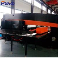 Buy cheap FANUC Series Servo Punch Press Higher Speed CNC Control System 1250x2500mm from wholesalers