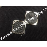 """304 Stainless Steel Wire Mesh Filter 18 Mesh * 0.009"""" Customized Steel Mesh Filter Manufactures"""