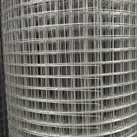 Buy cheap Square Hot Dipped Galvanized Wire Mesh 12 Gauge 2 Inch Welded 300mm~2500mm Width from wholesalers