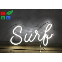 Buy cheap Promotion Beer Slogen Illuminated LED Neon Signs Custom For Various Color from wholesalers