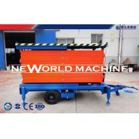 Wholesale 20m 200kg Hydraulic Platform Lift Hydraulic Scissors Lift Table from china suppliers