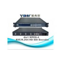Buy cheap HD-SDI MPEG-4 AVC/H.264 encoder from wholesalers