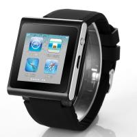 Buy cheap New Bluetooth Smart Watch with Replaceable Watch Strap in black, silver, pink, green, blue from wholesalers