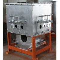 Buy cheap Commercial Induction Melting Furnace Holding Combined 500KG , Homemade Induction Furnace from wholesalers