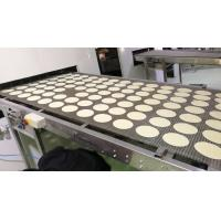 Buy cheap 304 Stainless Steel Highcapacity Multifunctional Flat Bread Making Machine With Tunnel Oven from wholesalers