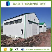 Buy cheap Low price structure factory steel plant industrial steel building for sale from wholesalers