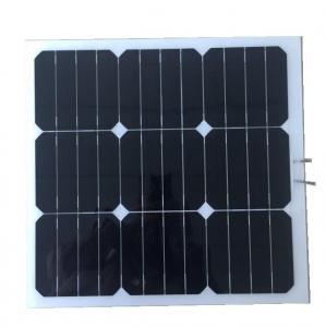 Wholesale Waterproof Flexible Folding Solar Panels 30° Bending Radius MC4 Connectors from china suppliers