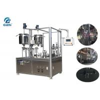 Buy cheap Piston Type Mascara Filling And Capping Machine AC220V With Lifting System from wholesalers