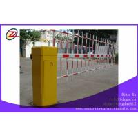Waterproof Electronic Barrier Gates Automatic Parking Barrier Fence Manufactures