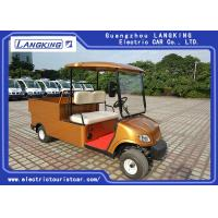 Buy cheap 48V 3KW DC Motor Electric 2 Seater Golf Buggy Battery Operated CE Cetification from wholesalers