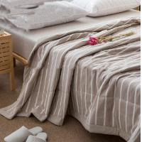 Buy cheap 2018   Fall Soft Quilt Blanket For Home / Hotel Bedding Environment Friendly from wholesalers