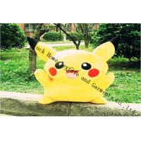 Buy cheap Pp Cotton Stuffing Soft Toy Pillow Cushion , Plush Giant Pikachu Pillow from wholesalers