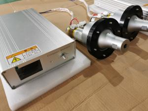 China Cup type Mask Welding Machine Ultrasonic Generator Automatic Frequency Modulation on sale