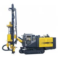 Buy cheap High Pressure KT11S Hard Rock DTH Drilling Rig Machine from wholesalers