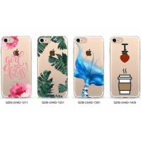 Buy cheap IPhone 7 8 Phone TPU Phone Case Soft Natural Cork Wood Customised Design from wholesalers