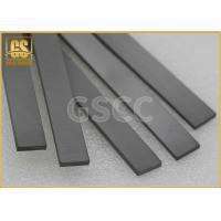Hard Alloy Tungsten Carbide Strips High Wear Resistance RX10 / RX20 / RX10T / AB10