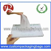 Buy cheap Disposable Colored Plastic Biodegradable Bags Gloves For Food Service from wholesalers