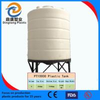 Buy cheap water storage tank,linhui plastic round tank from wholesalers