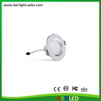 Wholesale Hot selling new 2.5inch 3W 240Lm  LED downlights of high quality and cheap prices from china suppliers