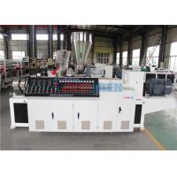 Double Screw / Single Screw Extruders For 2 - 3mm PVC Roof Tile Making Machine Manufactures