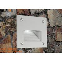 Wholesale DC24V 3 Watt Outdoor Landscape Recessed LED Step Light IP67 Waterproof Single Color from china suppliers
