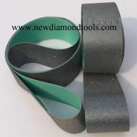 Buy cheap Diamond Electroplated Sanding Belts for stone, glass, ceramics, from wholesalers