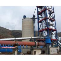China Small Cement Manufacturing Line / Cement Factory Machines Price on sale