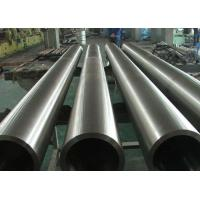 Buy cheap Round duplex stainless steel 2205 Hyper Max Length 12000MM Annealed / Pickled Surface from wholesalers